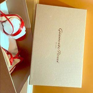 Gianvito Rossi designer high heels brand new!